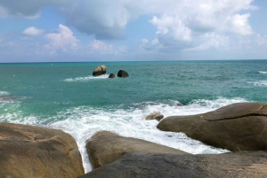 Koh Samui: 4x4 Off Road Island Safari Tour Including Lunch