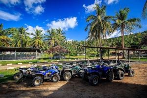 Koh Samui: ATV Quad Bike Safari Tour