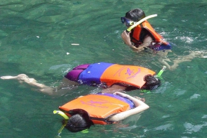Koh Samui: Fishing and Snorkeling Boat Trip with BBQ