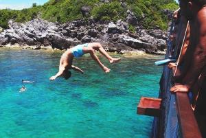 Koh Samui: Island Hopping & Snorkeling with Pig Island Visit