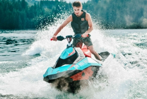 Koh Samui: Private Tour with Jet Skiing and Sunset Dinner