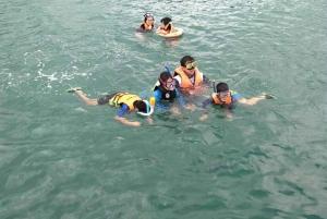 Koh Samui: Snorkeling and Kayaking by Speedboat