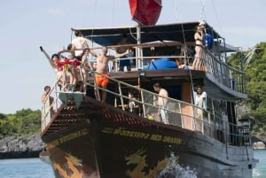 Mu Ko Ang Thong: Private Day Charter in Classic Thai Yacht