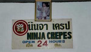 Ninja Crepes