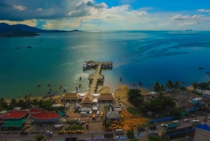 Samui Airport: High-Speed Ferry Transfer to/from Koh Phangan