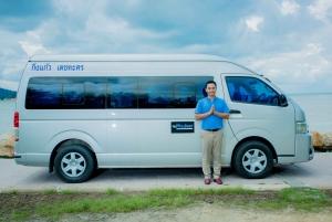 Samui International Airport: Private Hotel Transfer