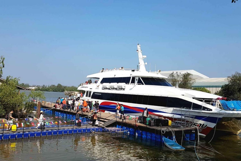 Transfer To Nakornsri Thammarat From Samui, Koh Tao & More