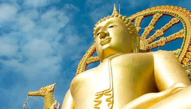Wat Phra Yai (Big Buddha)
