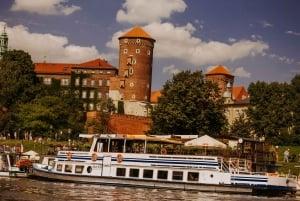 1-Hour Evening Vistula River Cruise