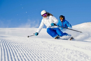 3-Hour Advanced Skiing Experience