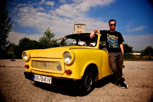 4-Hour Communism Deluxe Tour by Trabant