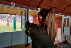45-Shot Live-Round Advanced Shooting