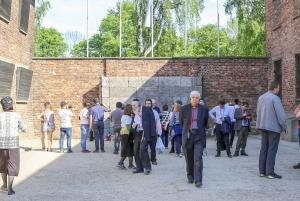 Auschwitz Birkenau Museum: Guided Minivan Tour from Krakow