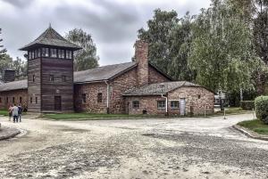 Auschwitz Birkenau Museum Guided Tour with Pickup