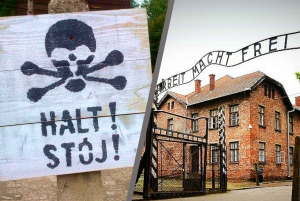 Auschwitz Self-Guided Tour with Private Transfer