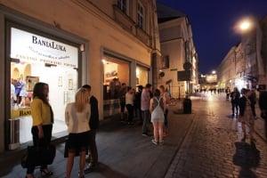 Banialuka at Szewska Street
