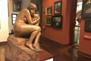 Center for European Culture - Paintings Exhibition