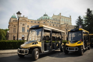 City Tour by Golf Cart with Audio Guide
