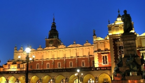 Cloth Hall - Sukiennice in Krakow
