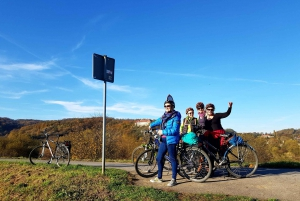 Country Bike Tour to the Tyniec Abbey
