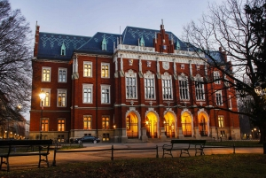 Creepy Krakow: 2-Hour City Walking Tour