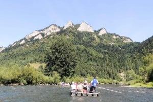 Dunajec River Gorge and Zakopane: Full-Day Trip from Krakow