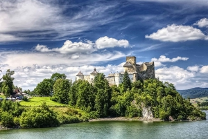 Dunajec River Rafting - Private Tour from Krakow