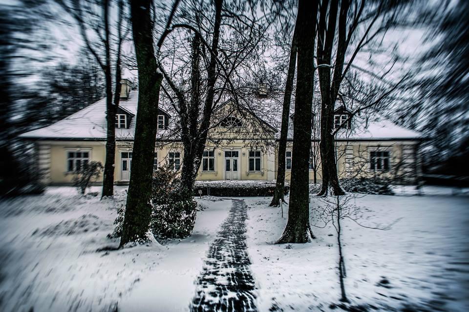 Dwor w Tomaszowicach