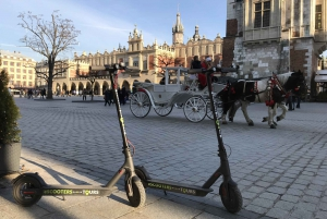 Electric Scooter Tour Krakow