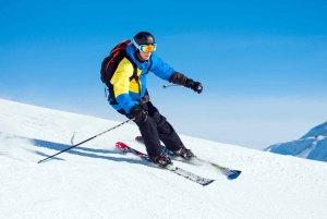 From 3-Hour Skiing Experience Suitable for Beginners