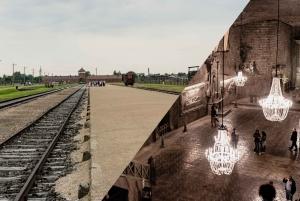 From Auschwitz-Birkenau and Wieliczka Salt Mine