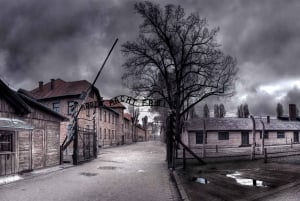 From Auschwitz-Birkenau Full-Day Tour by Private Car