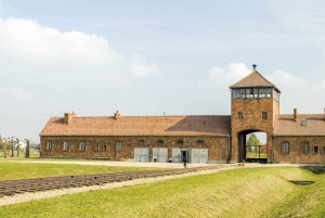 From Auschwitz Birkenau Guided Tour with Pick-up