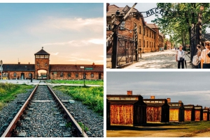 From Auschwitz-Birkenau Tour with Pick-up Options