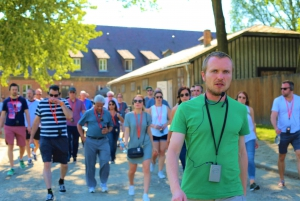 From Auschwitz-Birkenau Tour with Private Transport