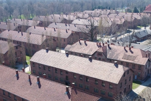 From Auschwitz-Birkenau Transportation and Entrance