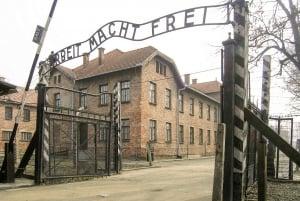 From Auschwitz-Birkenau Visit and Transportation