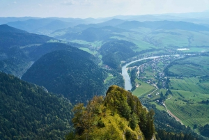 From Dunajec River Rafting