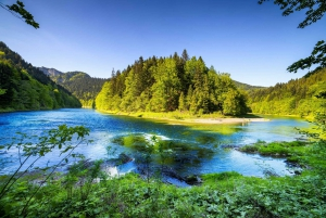 From Dunajec Wooden Rafting Tour