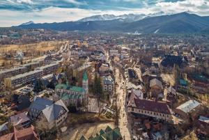 From Excursion to Zakopane Town in Tatra Mountains