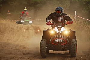 From Extreme Off-Road Quad Bike Tour