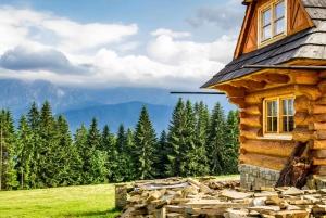 From Full-Day Zakopane & Tatra Mountains Guided Tour