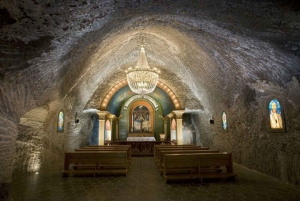 From Guided Wieliczka Salt Mine Tour