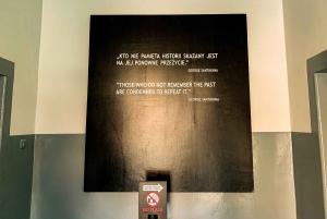 From Krakow: Auschwitz-Birkenau Memorial and Museum Tour