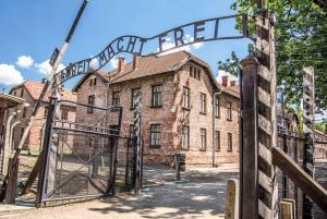 From Krakow: Auschwitz-Birkenau Museum Guided Tour