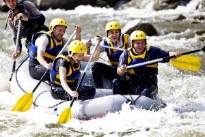 From Krakow: Dunajec Pontoon Rafting Trip