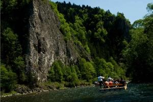 From Kraków: Dunajec Rafting Trip