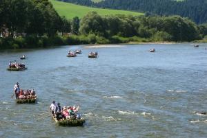 From Krakow: Dunajec River Rafting