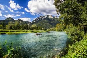 From Krakow: Dunajec Wooden Rafting Tour