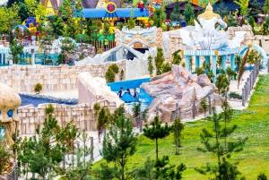 From Kraków: Energylandia Amusement Park Transfer and Entry